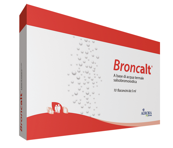 BRONCALT STRIP 5ML2STRIP