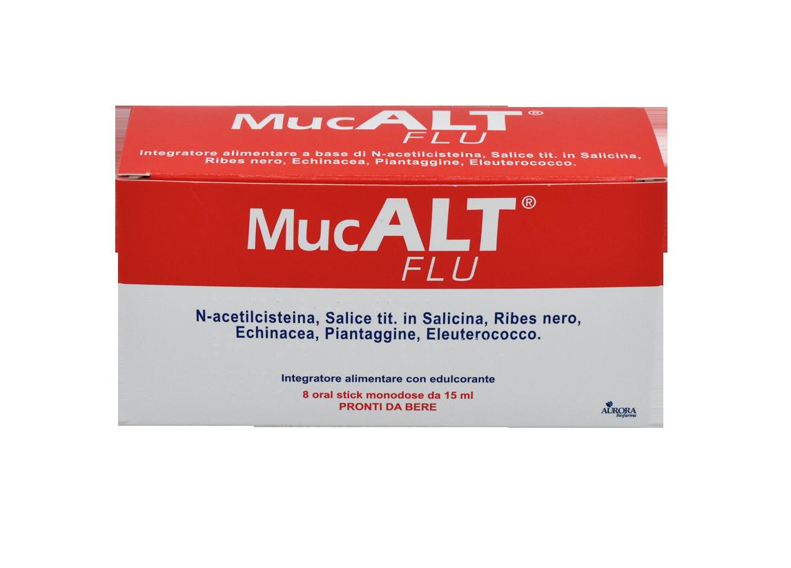 MUCALT FLU