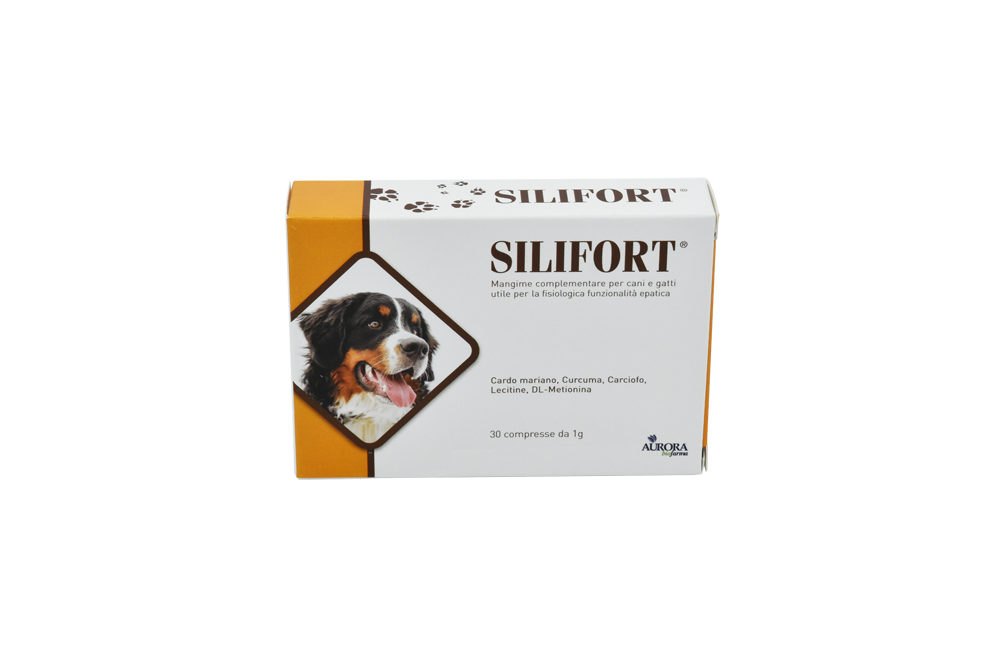 SILIFORT 30 Compresse