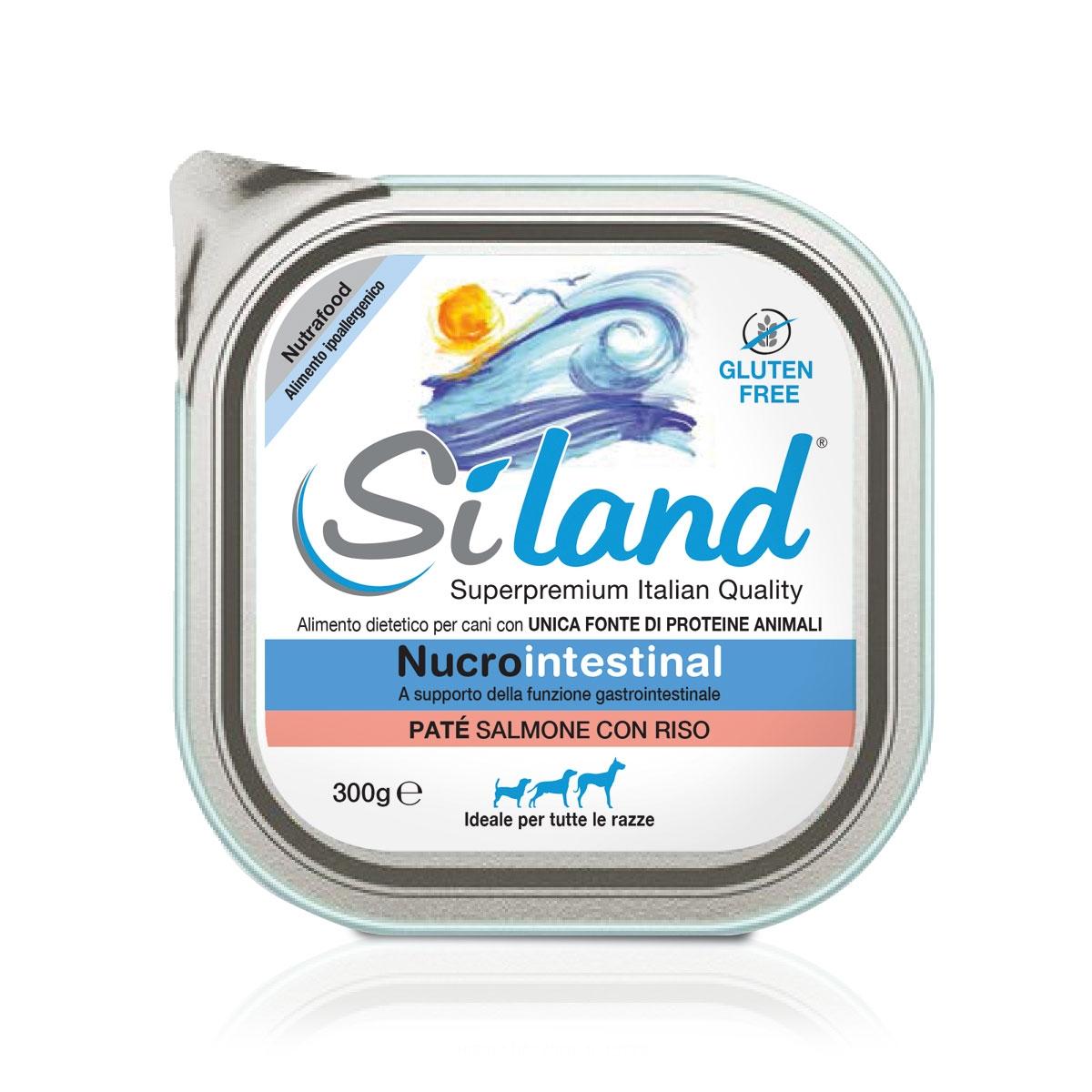 SILAND NUCROINTESTINAL PATE SALMONE E RISO ALIMEN